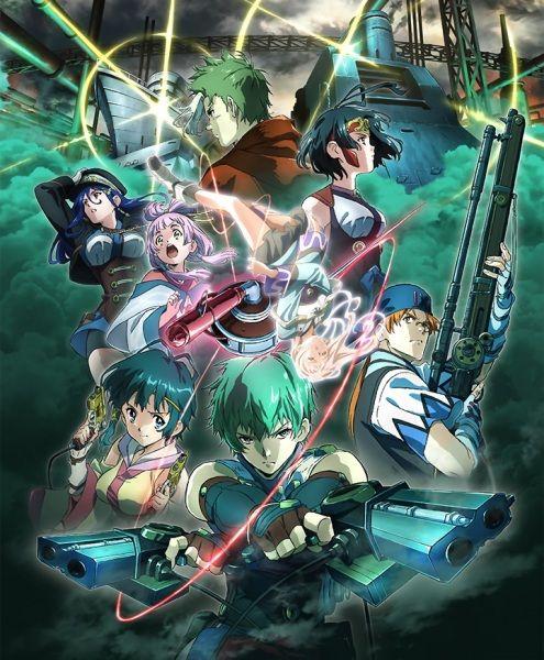 Koutetsujou No Kabaneri Ran Hajimaru Michiato Pictures Myanimelist Net Iron Fortress Anime Anime Scenery Wallpaper