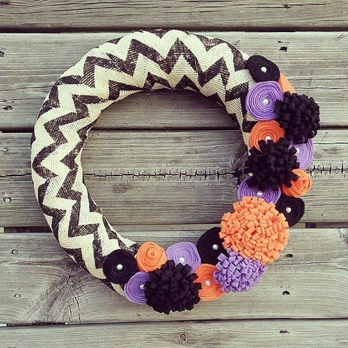 View the 14 Halloween Wreaths to DIY photo gallery on Yahoo Homes. Find more news related pictures in our photo galleries.