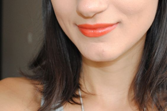 Givenchy Rouge Interdit - Candide Tangerine