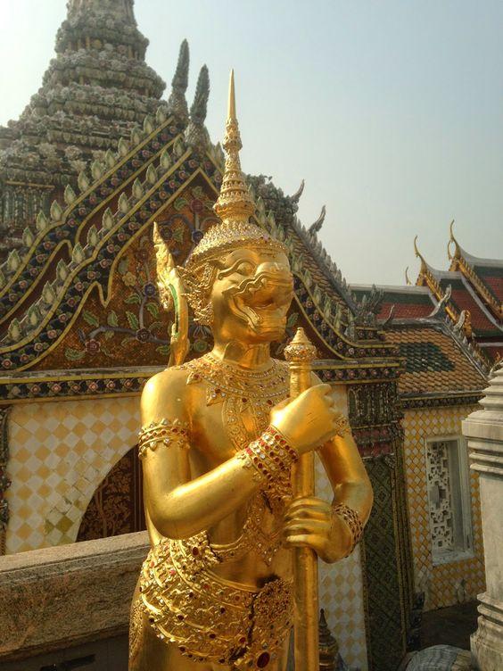 National Palace, Bangkok.