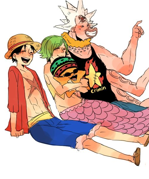 Luffy Keimi Hachi Pappug | anime/manga/ and everything in ...