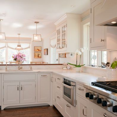 Contemporary 1950 Kitchen Remodel Design, Pictures, Remodel, Decor and Ideas