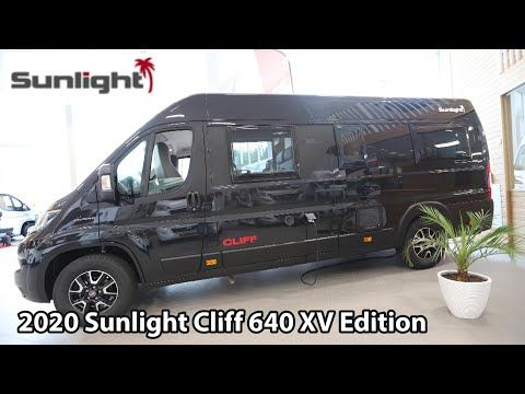 Sunlight Cliff 640 Xv Edition 2020 Camper Van 6 36 M Youtube