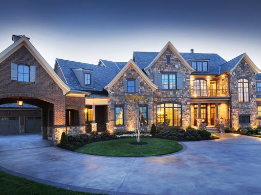 Gallery Grove Park Construction Luxury Homes Dream Houses Dream House Exterior House Exterior