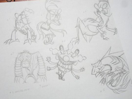 Der Monster Klub stanked sketch