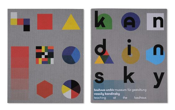 kandinsky, catalogue for bauhaus-archiv, 2014, L2M3