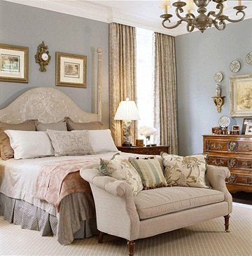 Bedroom color ideas neutral color bedrooms french for Bedroom designs neutral colours