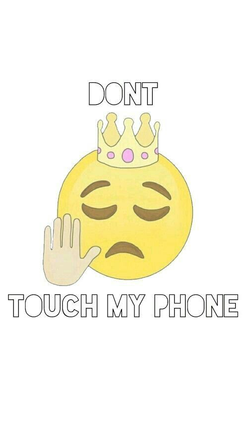 Pin By Mominaalam On Momi Jan Dont Touch My Phone Wallpapers