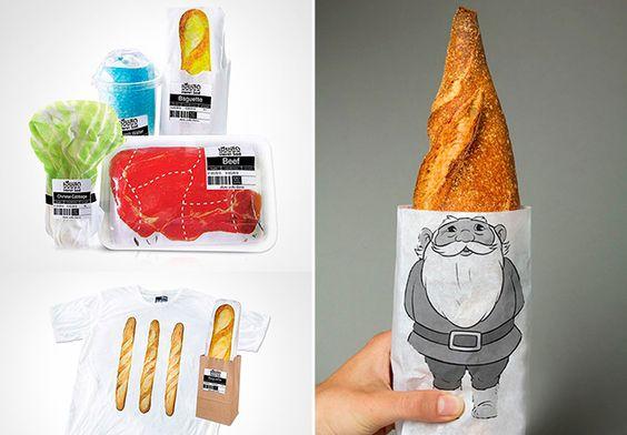 10 embalagens criativas que transformaram um produto comum em algo sensacional