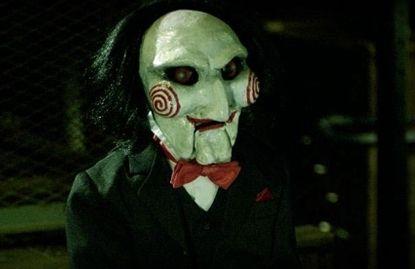 Jigsaw Puppet