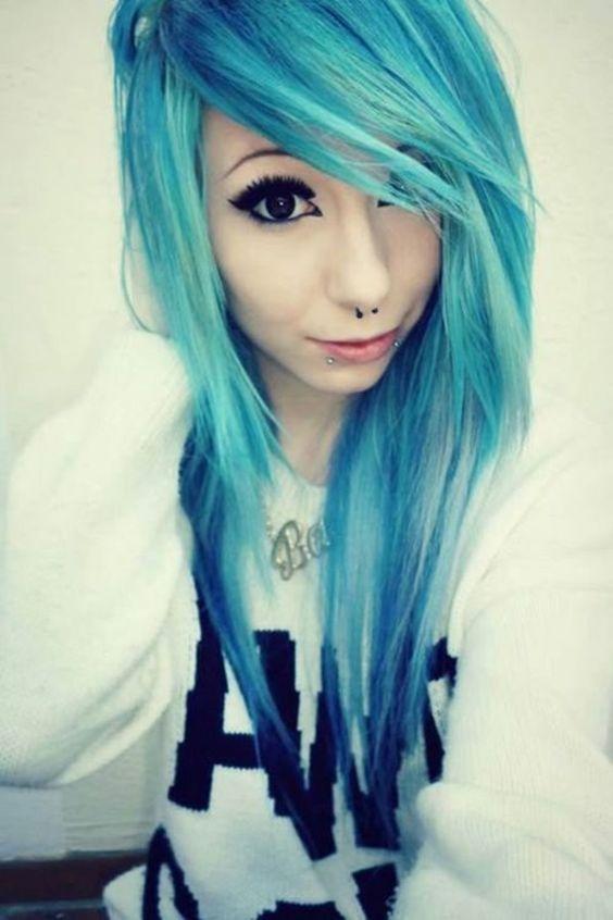 Fine My Name Emo Girls And My Hair On Pinterest Short Hairstyles Gunalazisus