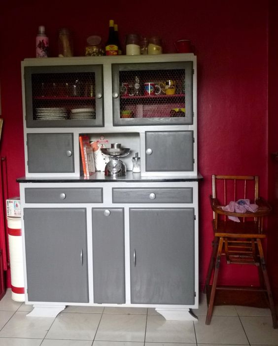 buffet ann es 50 mado pinterest cuisine vintage et. Black Bedroom Furniture Sets. Home Design Ideas