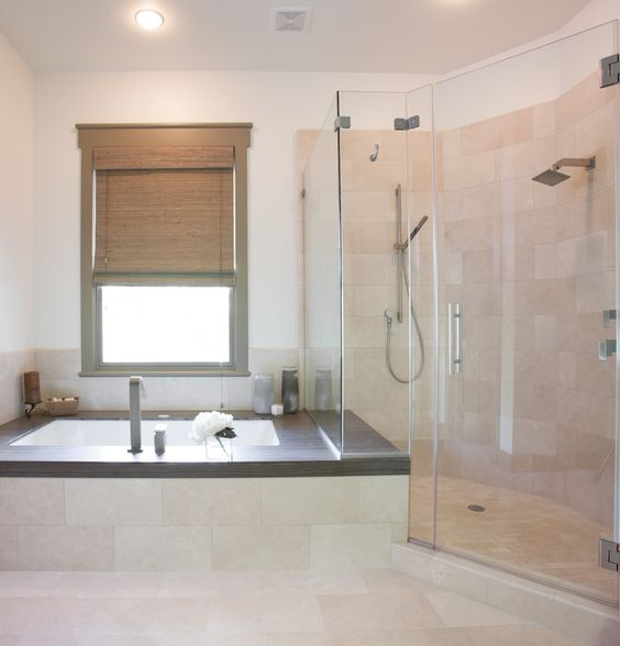 Master Bath From Our Historical Heights Home Project