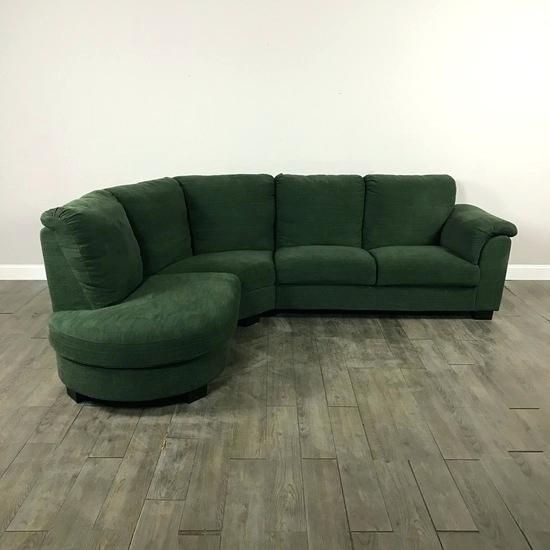 Forest Green Corduroy Couch Corduroy Couch Couch Ikea Sofa