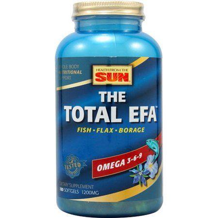 Health Omega 3 Health Essential Fatty Acids