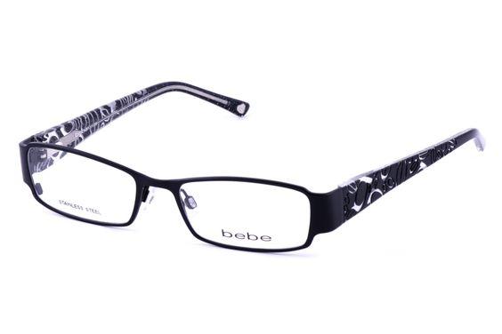 White Bebe Eyeglass Frames : Eyeglasses, Bebe and Frames on Pinterest