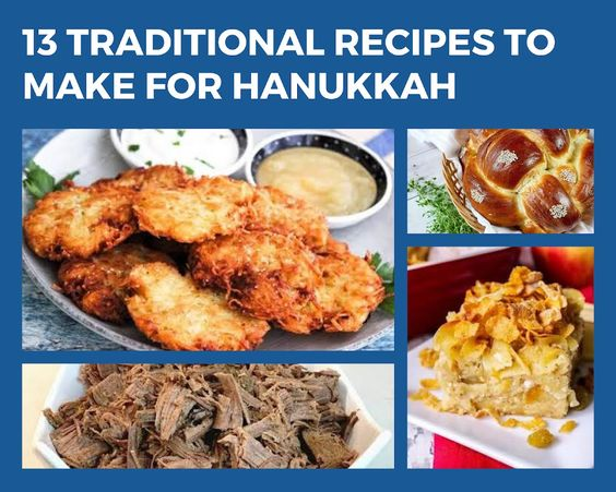 13 Traditional Recipes to Make for Hanukkah | Just A Pinch