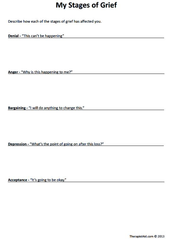 Printables Grief And Loss Worksheets grief and loss worksheets writing a letter to the person who has my stages of preview repinned by melissa k nicholson lmsw http worksheetsgrief