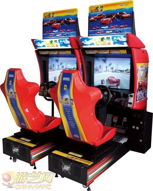 Outrun 2 SP cabs - originals? - UK-VAC : UK Video Arcade