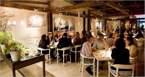 restaurant review abc kitchen kitchens restaurant and nyc