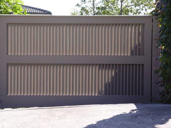 modern driveway and gates - Cuardach Google