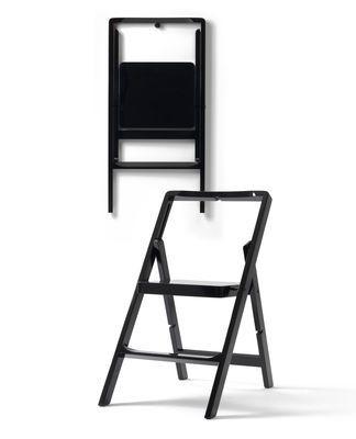 Escabeau Mini Step Design House Stockholm Noir Made In Design House Design Steps Design Design