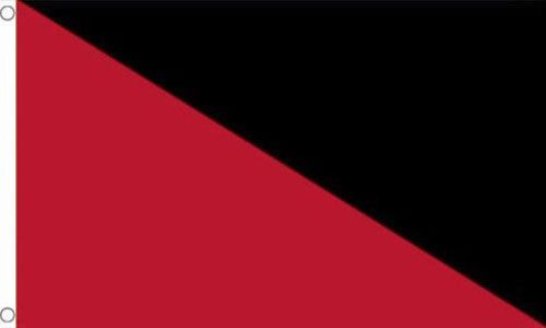 Outdoor Flags Banners Ebay Collectables Anarcho Communism Anarchy Anarchist