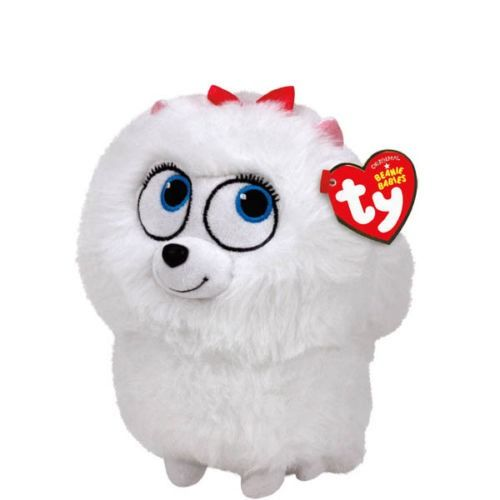 TY BEANIE BABIES BOOS SECRET LIFE OF PETS BUDDY PLUSH SOFT TOY NEW WITH TAGS