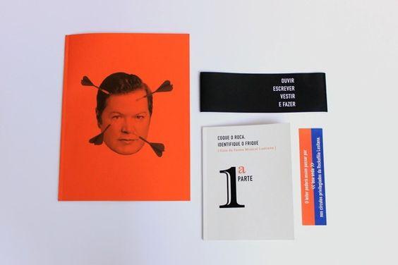 Ouvir, Escrever, Vestir e Fazer / Rafaela Abreu