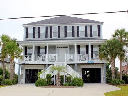 Garden City Beach Vacation Rental VRBO 486169 6 BR Grand