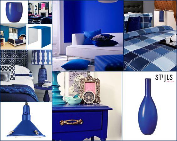 Kleur Slaapkamer Rustgevend : is de kleur indigoblauw. De kleur is ...