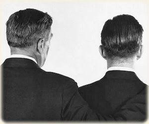 "1950's ""Buzz"" cut"