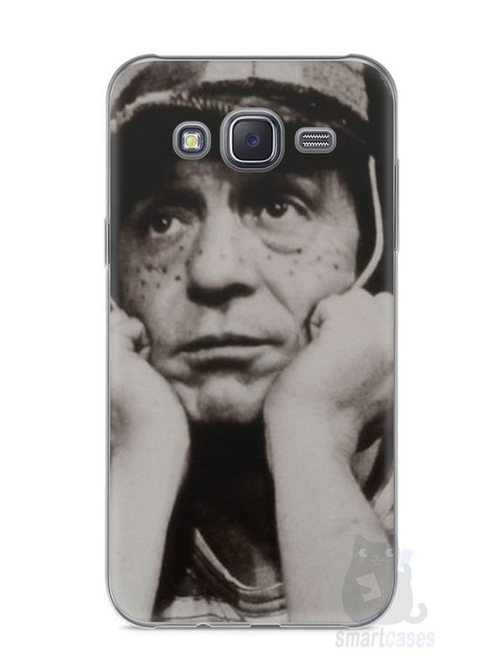 Capa Capinha Samsung J5 Chaves - SmartCases - Acessórios para celulares e tablets :)