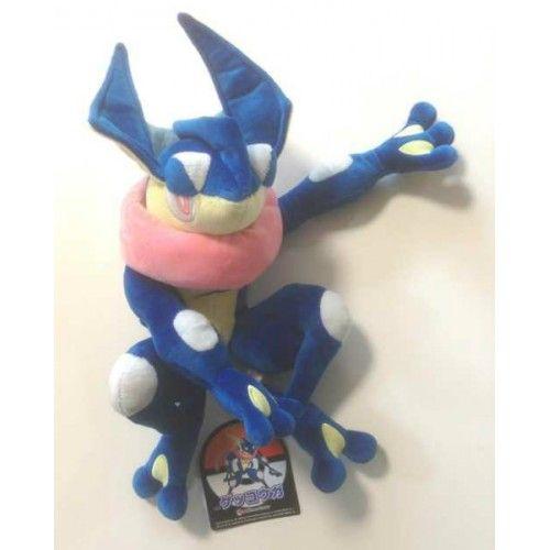 Pokemon Center 2014 Greninja Large Size Plush Toy