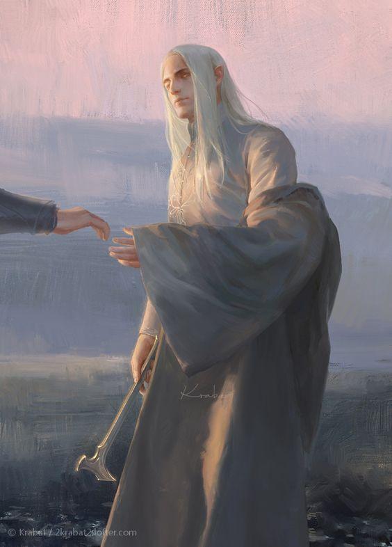 BlueStarAtSunrise — eldamaranquendi: Sauron (Annatar)...