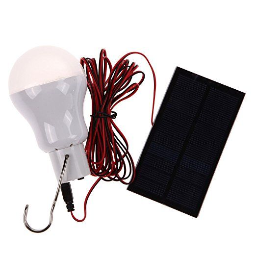 Chinatera Portable Solar Power Led Lampe Outdoor Beleuchtung Camp Zelt Angeln Lampe Solarleuchten Garten Solarleucht Led Lampe Outdoor Led Campingbeleuchtung