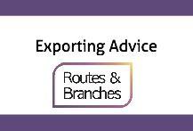 Exporting advice board header