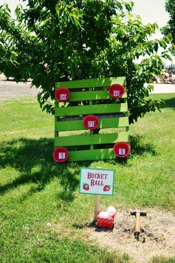 Very Berry Country Fair Party-