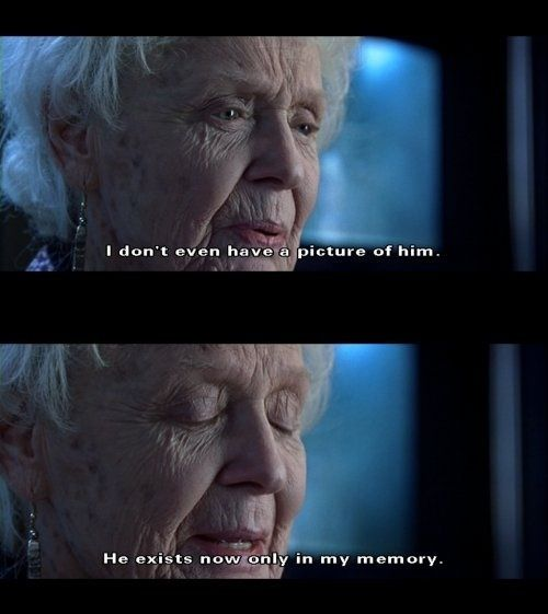 Image result for Old rose in titanic gif he exists only in my memory