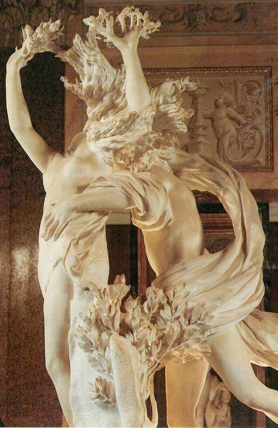 Metamorphoses – Apollo and Daphne