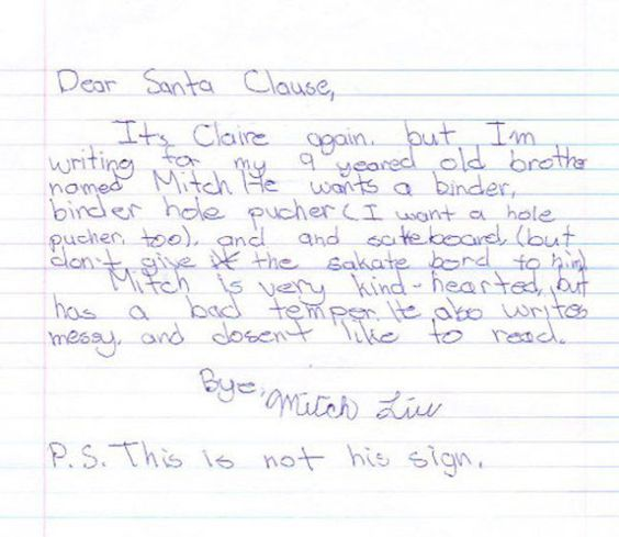 letters to santa, santa letters, funny letters, letters funny, funny kids, funny kid, kids funny, funny letters kids, funny kids letters, funny note, funny notes, funny letters to santa, letters to santa funny, best letters to santa, funniest letters to santa, funniest santa letters, best santa letters, greatest santa letters, greatest letters to santa, kids letters to santa, kids santa letters, funniest letters to santa 2016, funniest letters to santa 2017, funniest letters to santa 2018, fu...