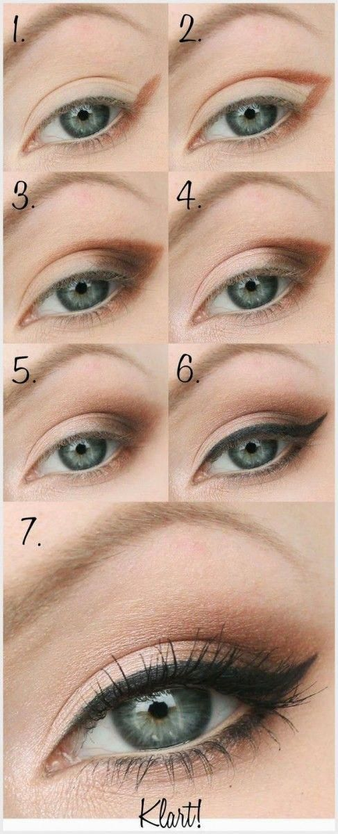 Eye Makeup Allergy Symptoms Eyemakeup Brown Eye Makeup Tutorial