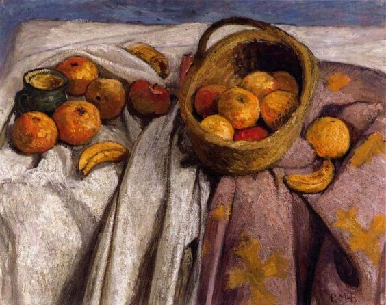 The Athenaeum - Still-Life (Paula Modersohn-Becker - )