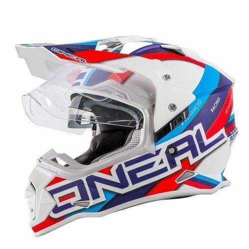 Oneal Sierra II Circuito Dual Sport Casco