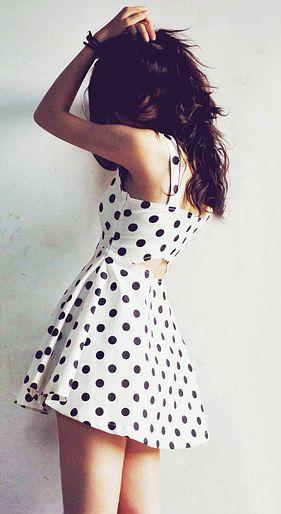 Bᴀʙʏ ❈ Dᴏʟʟ {dots dress}