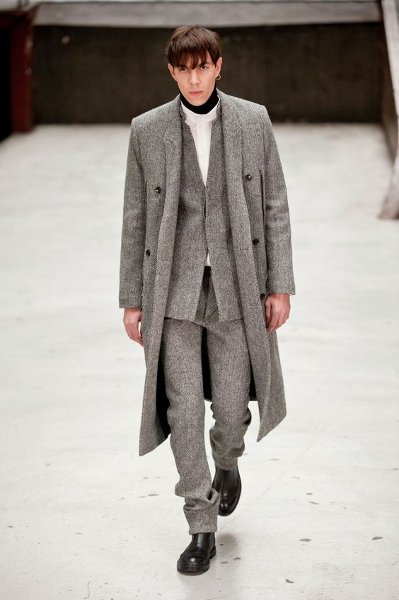 Y Project | FW 2014 | Mode Masculine