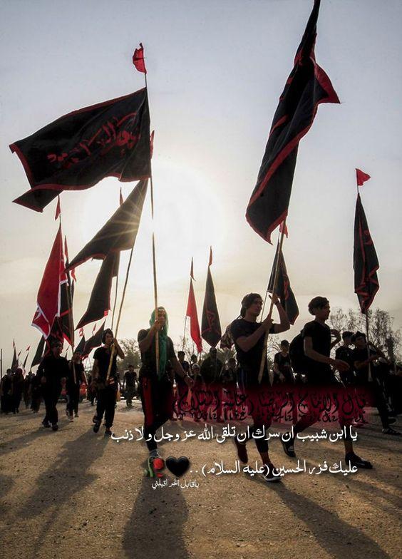 حسين يريدك من تزوره يشوف بوجهك مصيبة Karbala Photography Best Urdu Poetry Images Shia Muslim