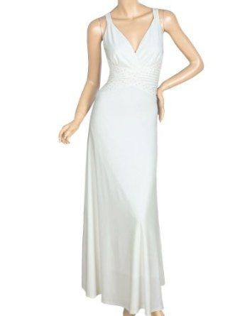 Ever Pretty Sexy V-neck Open Back Sequined Long Bridesmaid Dresses 09372