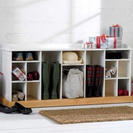 the thought behind this is good but unrealistic for a 4 person household, but I do like the various sizes :)