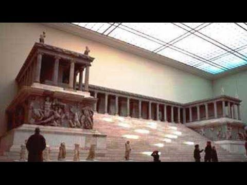The History Of Pergamon Where Satan S Throne Is Full Youtube With Images Pergamon Book Of Revelation Greek Temple